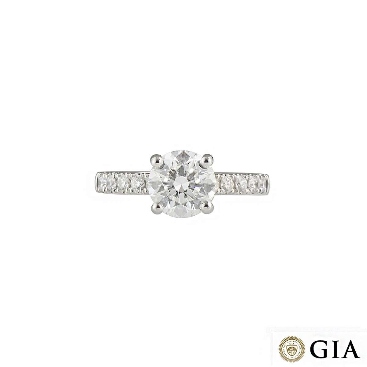 Diamond Ring 1.70ct H/VS1 XXX